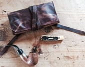 Pipe Tobacco Pouch * The Original Standard * Sorringowl & Sons *