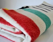 Authentic Hudson Bay Blanket 4 Point