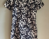 Hawaiian mini dress size small
