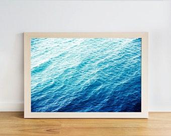 nautical wall decor ocean art beach decor ocean waves beach photography nautical decor sea art surf decor fine art photography blue aqua