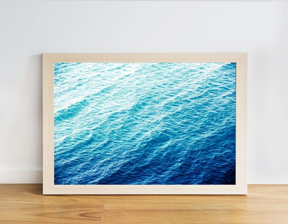 Beach Ocean Wall Decor : Nautical wall decor ocean art beach waves