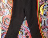 Vintage Obermeyer Rainbow Ski Pants
