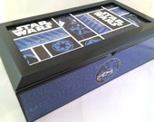 RESERVED Star Wars Upcycled Jewelry Box