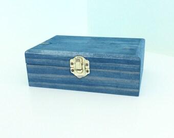Blue Keepsake Box, Boys keepsake box, girls keepsake box, pink box