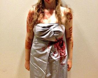 Lydia Martin Season 1 Homecoming Dress - seen by Tyler Posey, Holland Roden, Jeff Davis