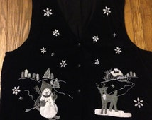 UGLY Christmas Vest