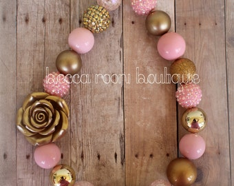 Fabulous Bubblegum Necklace