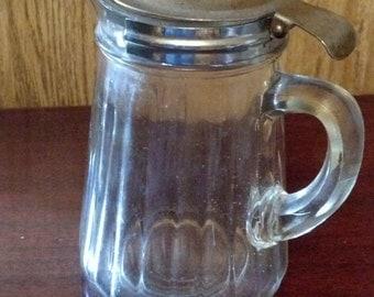 Vintage Syrup Pitcher