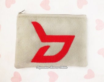 BLOCK B Toy Pouch