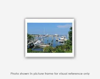 Menemsha Martha's Vineyard, Fishing Boats, Photographs, Photos, Prints, Blank Photo Greeting Cards, Note Cards, Landscape Photography,