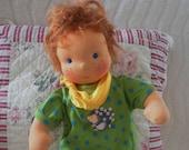 waldorf doll 16.8 inch boy ready to  go boys doll waldorfdolls