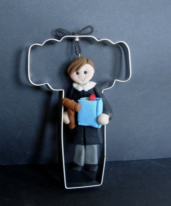 Lawyer Cake Topper