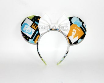 Elvis Mouse Ears // The King Mouse Ears // Elvis Presley // by Born Tutu Rock