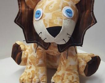 """14"""" Cuddly Lion"""