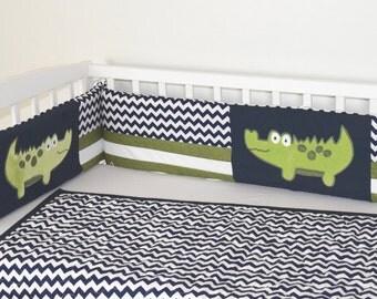unique crib bedding | etsy