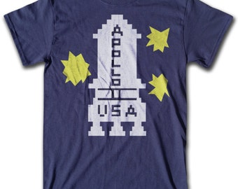 Danny's Apollo 11 T Shirt - Graphic Tees for Men, Women & Children