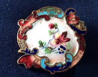 Sale - Antique Turn Of The Century Brooch Pin