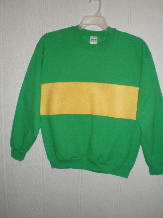 Undertale shirt Chara shirt Chara sweatshirt costume
