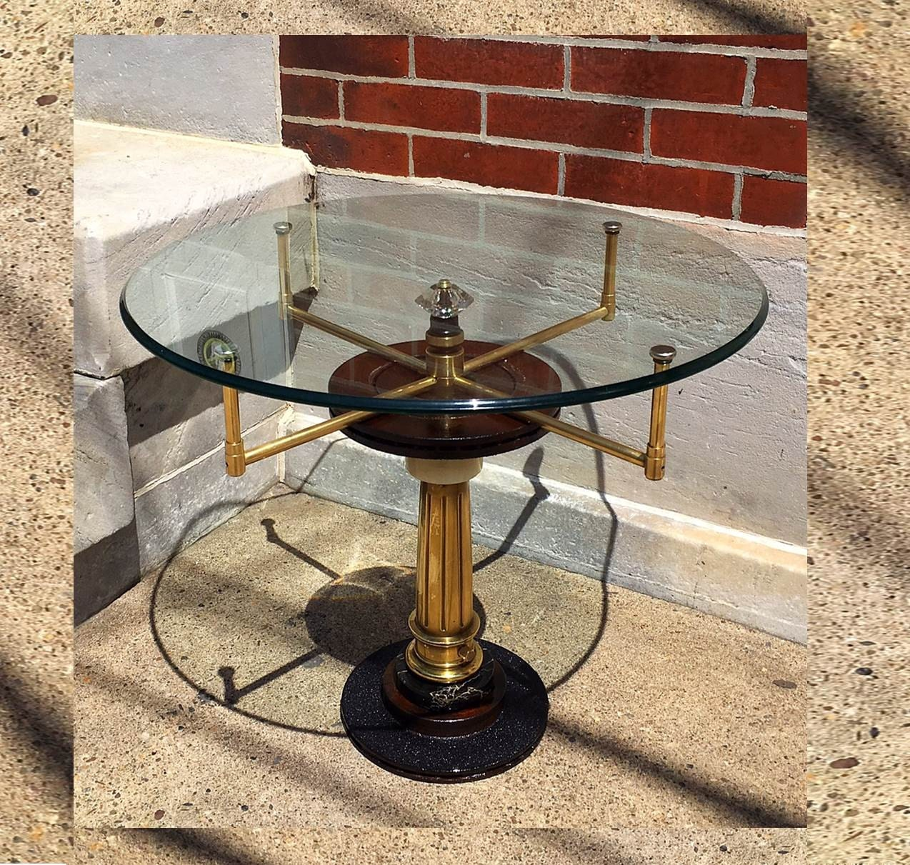 Steampunk Furniture, Man Cave Table, Steampunk Table, Industrial Table, Man  Cave Stuff - Steampunk Table Etsy