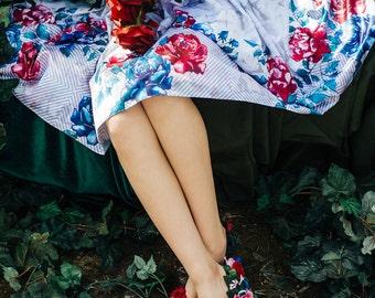Pearl Roses - skirt