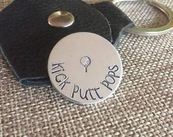 marqueur de golf papy nouveau cadeau de grand papa balle de. Black Bedroom Furniture Sets. Home Design Ideas