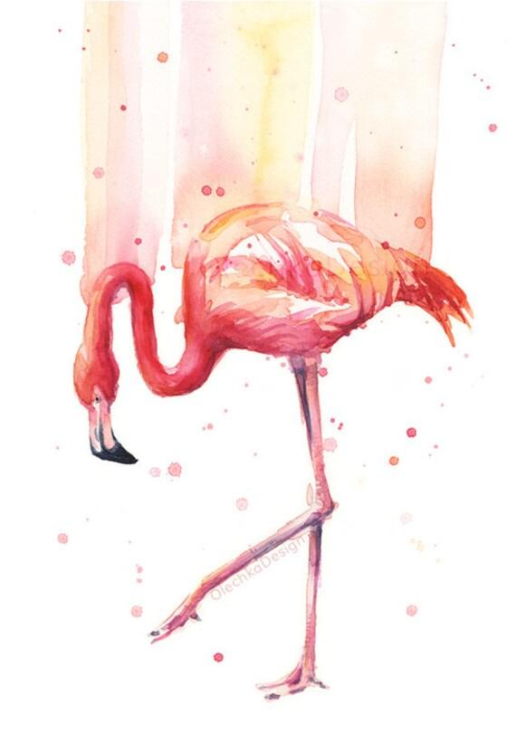 pink flamingo wall art flamingo watercolor home decor flamingo southern patio 27 in pink flamingo 50 pack hdr 499508