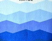 Range Quilt PDF Pattern