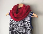Red Cowl .. Chunky Infini...