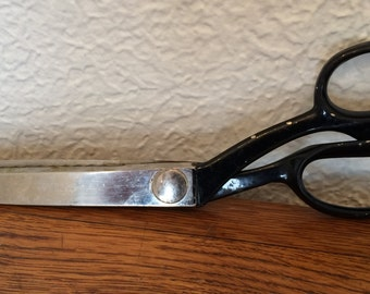 Vintage Wiss Pinking Shears 11""