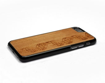 iPhone 6 Case Wood DNA, Wood iPhone 6s Case Wood iPhone 6 Case, iPhone 6 Wood Case, iPhone 6s Wood Case, iPhone Case