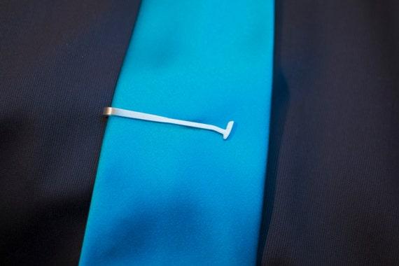 Golf Putter Tie Clip