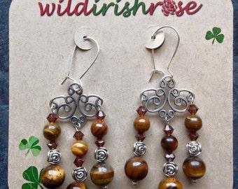 Courage earrings