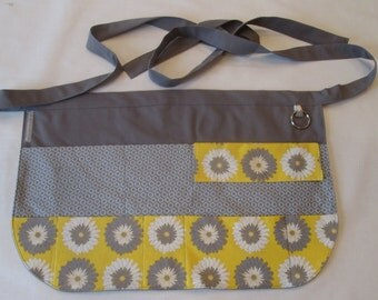 Vendor Apron | Utility Apron | Craft Fair Apron | Teacher Apron | Half Apron