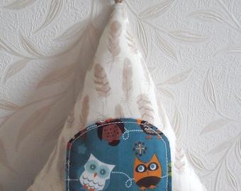 Tee-Pee Tooth Fairy Pillow
