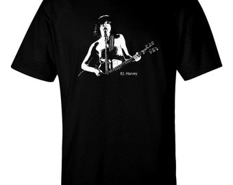 PJ Harvey T Shirt Stories from the City, Stories from the Sea