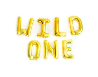 """Shop """"wild one"""" in Craft Supplies & Tools"""