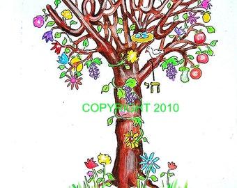 Yeshua Tree of Life