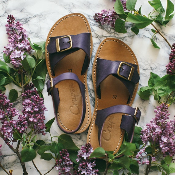 Bridal Shoes Wide Feet: Customizable Sandals Wide Foot Narrow Foot Sweet Aubergine