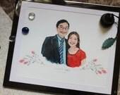 """custom portrait """"for you : portrait series"""""""