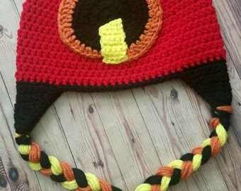 Crochet Incredibles Hat