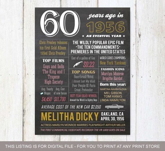 verkauf 60 geburtstag geschenkidee f r die mutter von lillylamanch. Black Bedroom Furniture Sets. Home Design Ideas