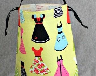 Day Dresses BIG SOFTIE Project Bag