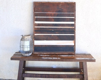 rustic painting