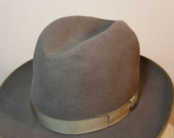 FREE  SHIPPING     1940  Royal Stetson Fedora