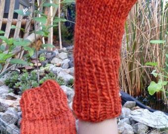 Gloves from icelandwool  Frieda