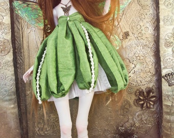 Clockwork Faery Collection Outfit 7 Minifee Slim MSD Steampunk Fairy