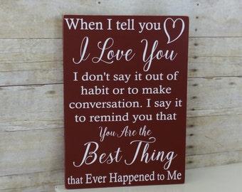 Anniversary Gift for her - Anniversary Gift for him - Wife Gift - Romantic Anniversary Gift for Her or Him - 5th Anniversary Gift
