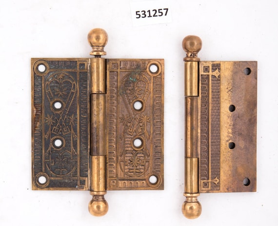 Bronze antique norwalk hinge for Craft store norwalk ct