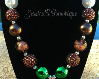 Starbucks Frappuccino Inspired Necklace
