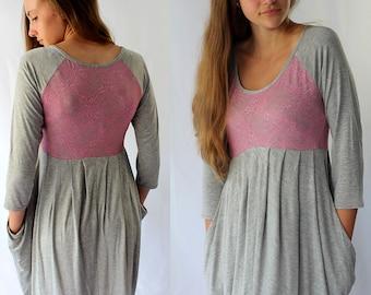 Womens sewing pattern, womens dress pattern, dress pdf pattern, sewing pattern, ladies dress pattern, dress pdf, Darcy Mama dress